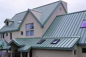 metal roof installation in moorestown nj - universal roofing and contracting